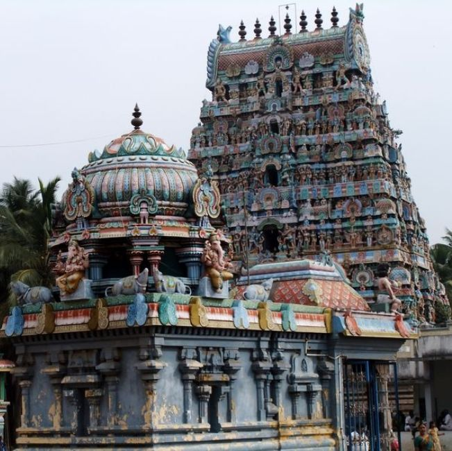 Sri Naganathaswamy Temple, Thirunageswaram, Tamil Nadu