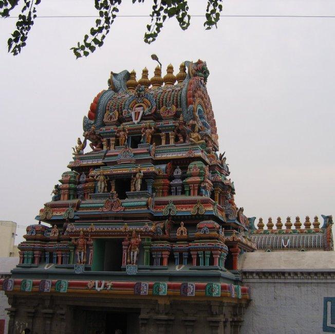 Sri Ulagalantha Perumal Temple,Tamil Nadu