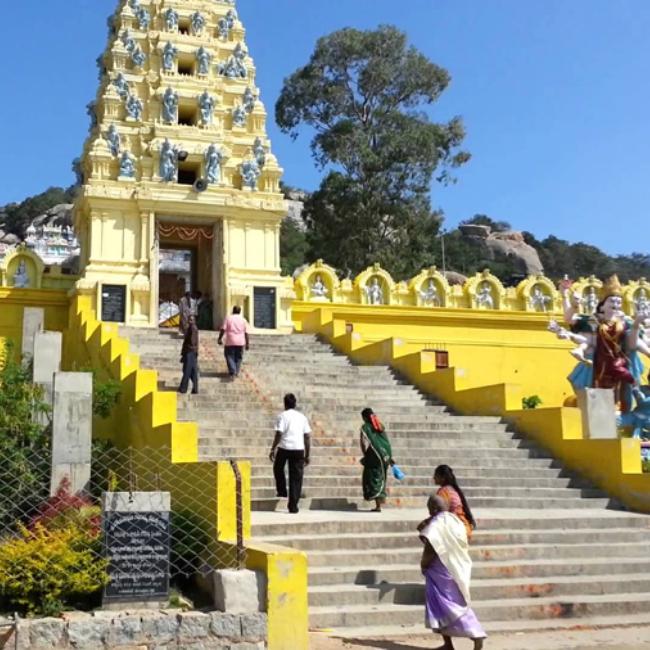 Boyakonda Gangamma Temple,Andhra Pradesh