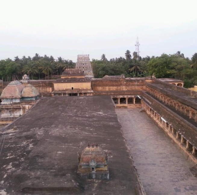 Brahmapureeswarar Temple,Tamil Nadu