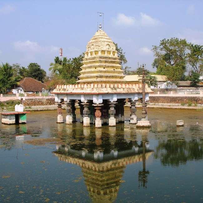 Chaturmukha Brahma Temple,Andhra Pradesh