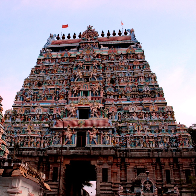 Chidambaram Nataraja Temple,Tamil Nadu