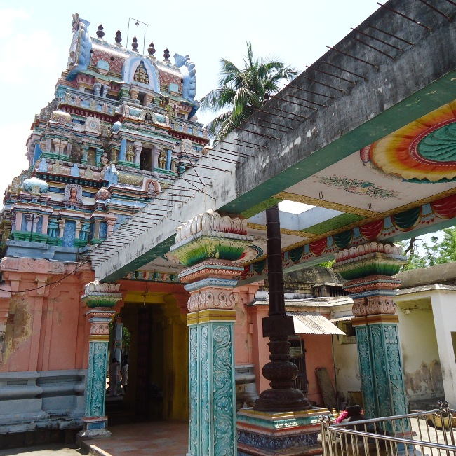 Garbharakshambigai Temple,Tamil Nadu