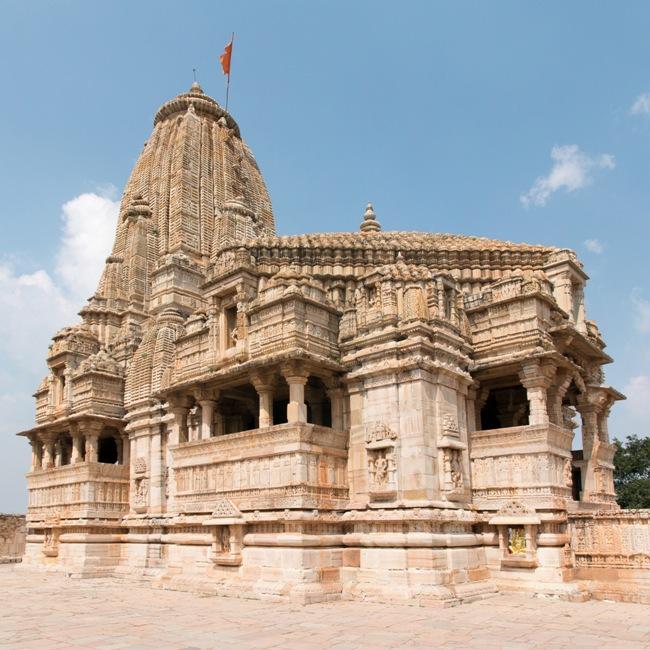 Kalika Mata Temple, Chittorgarh Fort,Rajasthan