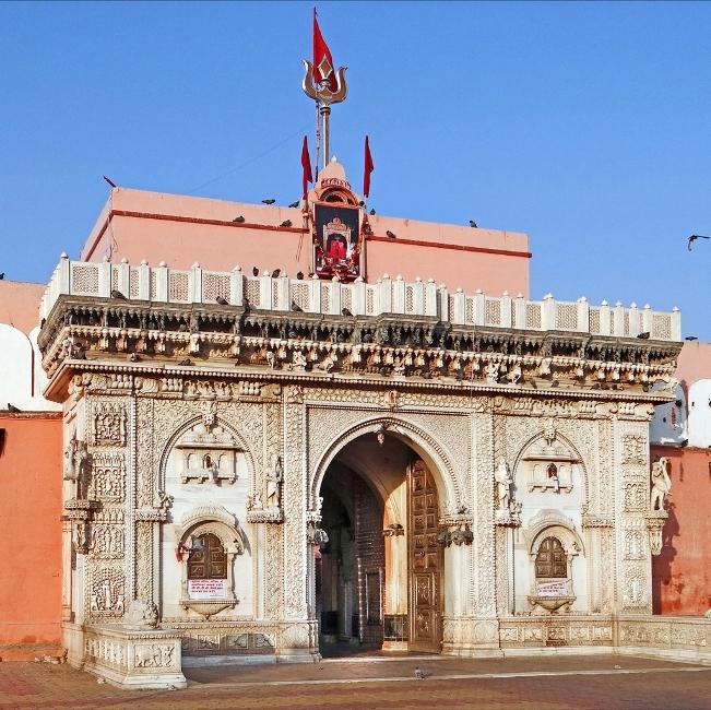 Karni Mata Temple,Deshnoke,Rajasthan