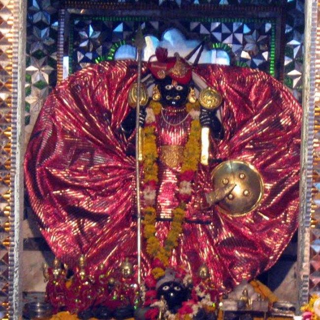 Shri Charbhuja Temple,Garhbor Charbhuja,Rajasthan