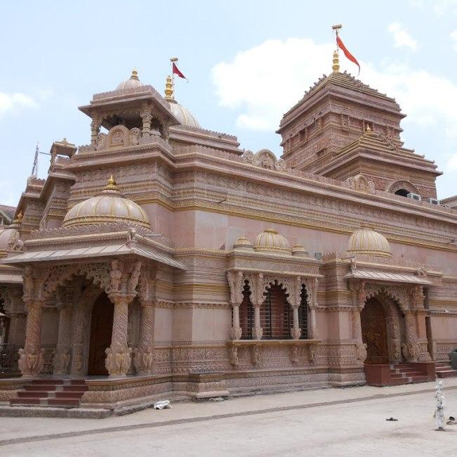 Shri Hanuman Mandir,Sarangpur,Gujarat
