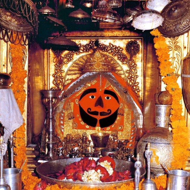 Shri Salasar Balaji Temple,Salasar, Rajasthan