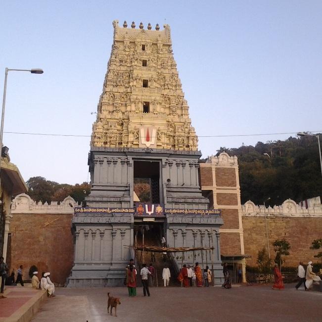 Simhachalam Temple,Andhra Pradesh