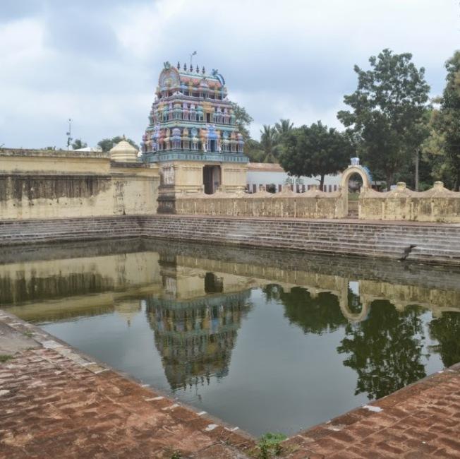 Sri Chayavaneswarar Temple,Tamil Nadu