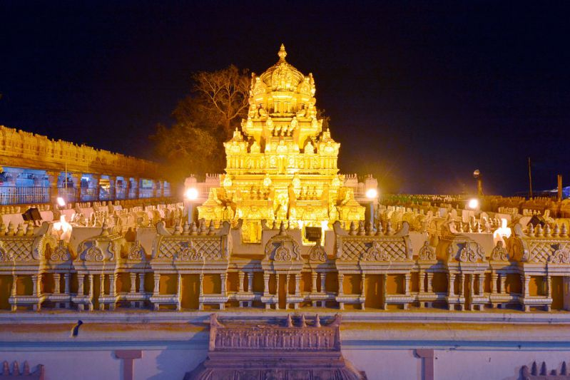 Vijayawada Kanakadurga Temple | Sri Durga Malleswara