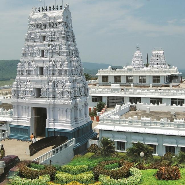 Sri Satyanarayana Swamy Vari Devasthanam,Andhra Pradesh