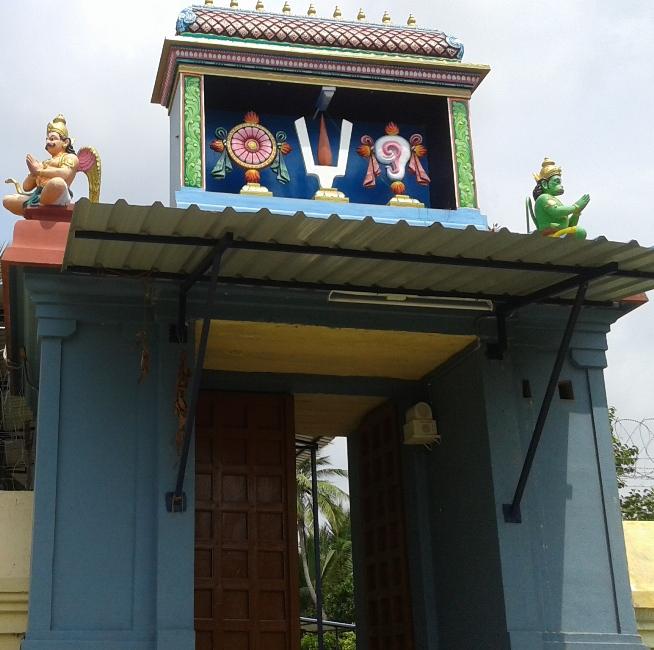 Sri Vaigunta Nathan Perumal Temple,Tamil Nadu