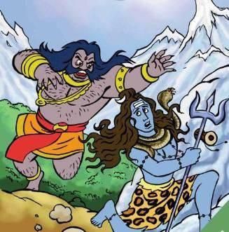 The Story of Bhasmasura, Lord Shiva & Mohini - TemplePurohit