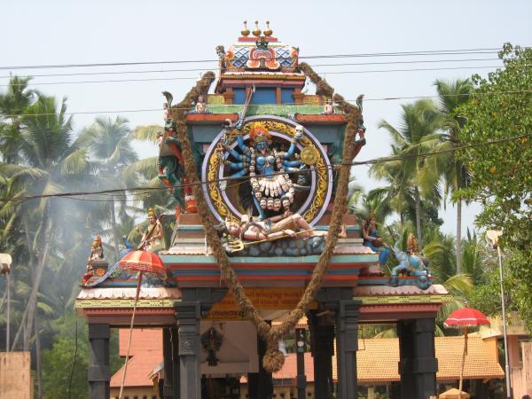 Vellayani Devi Temple