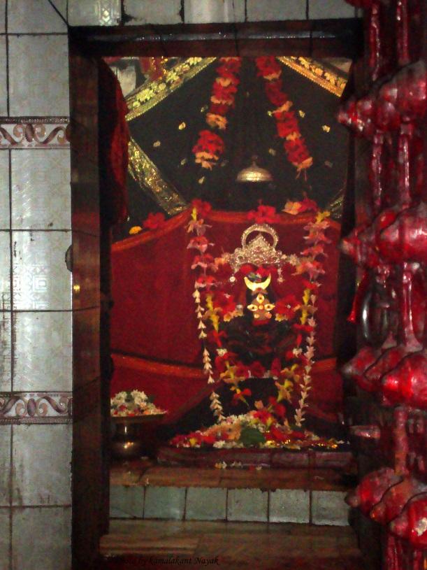 Charchika Temple, Orissa