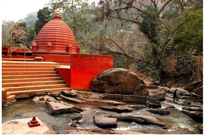 Image result for basistha ashram temple guwahati
