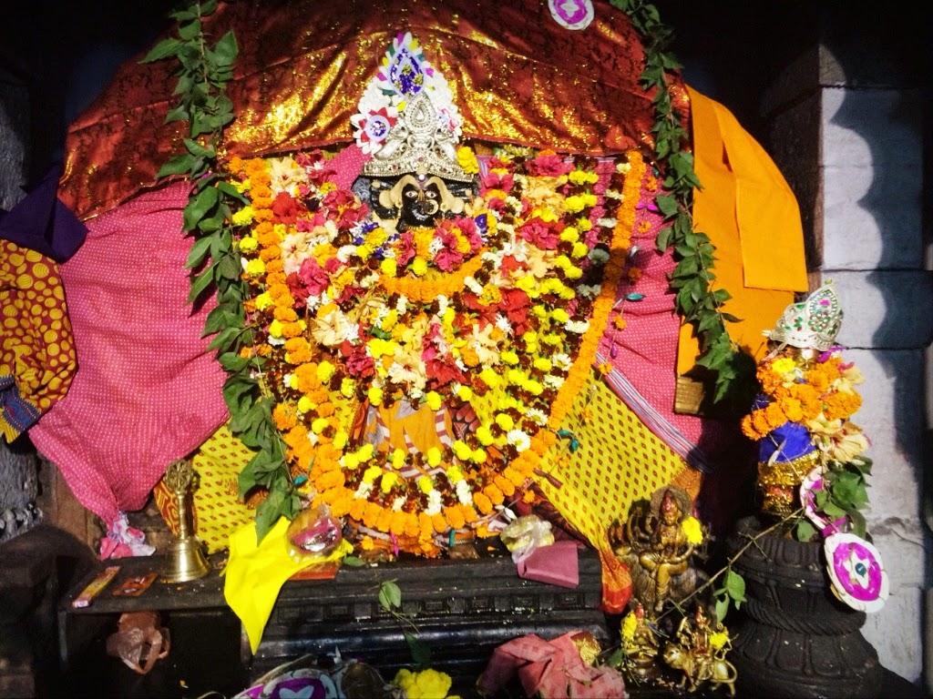 Biraja Temple, Orissa
