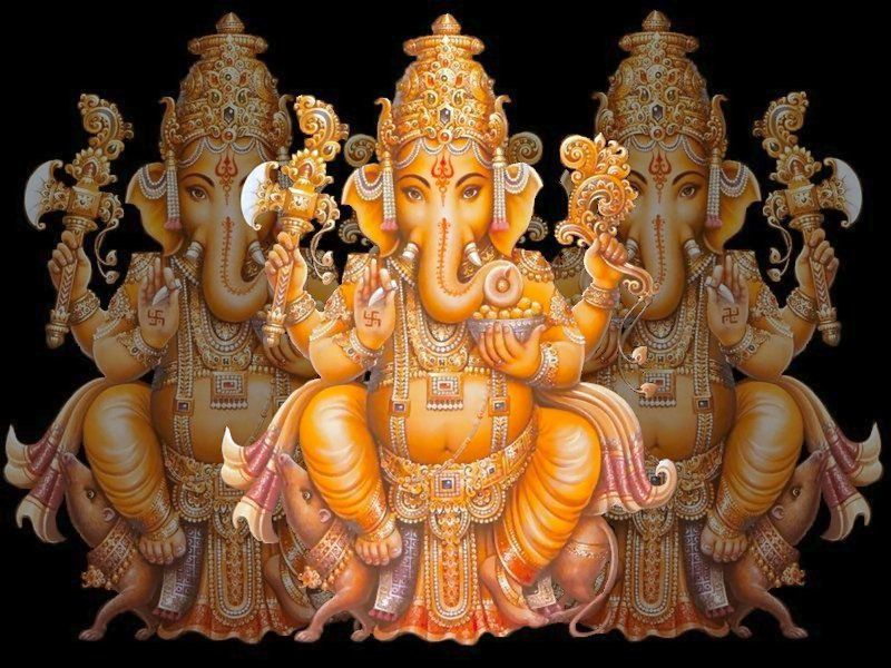 Lord Ganesha The Remover Of All Obstacles God Of Success
