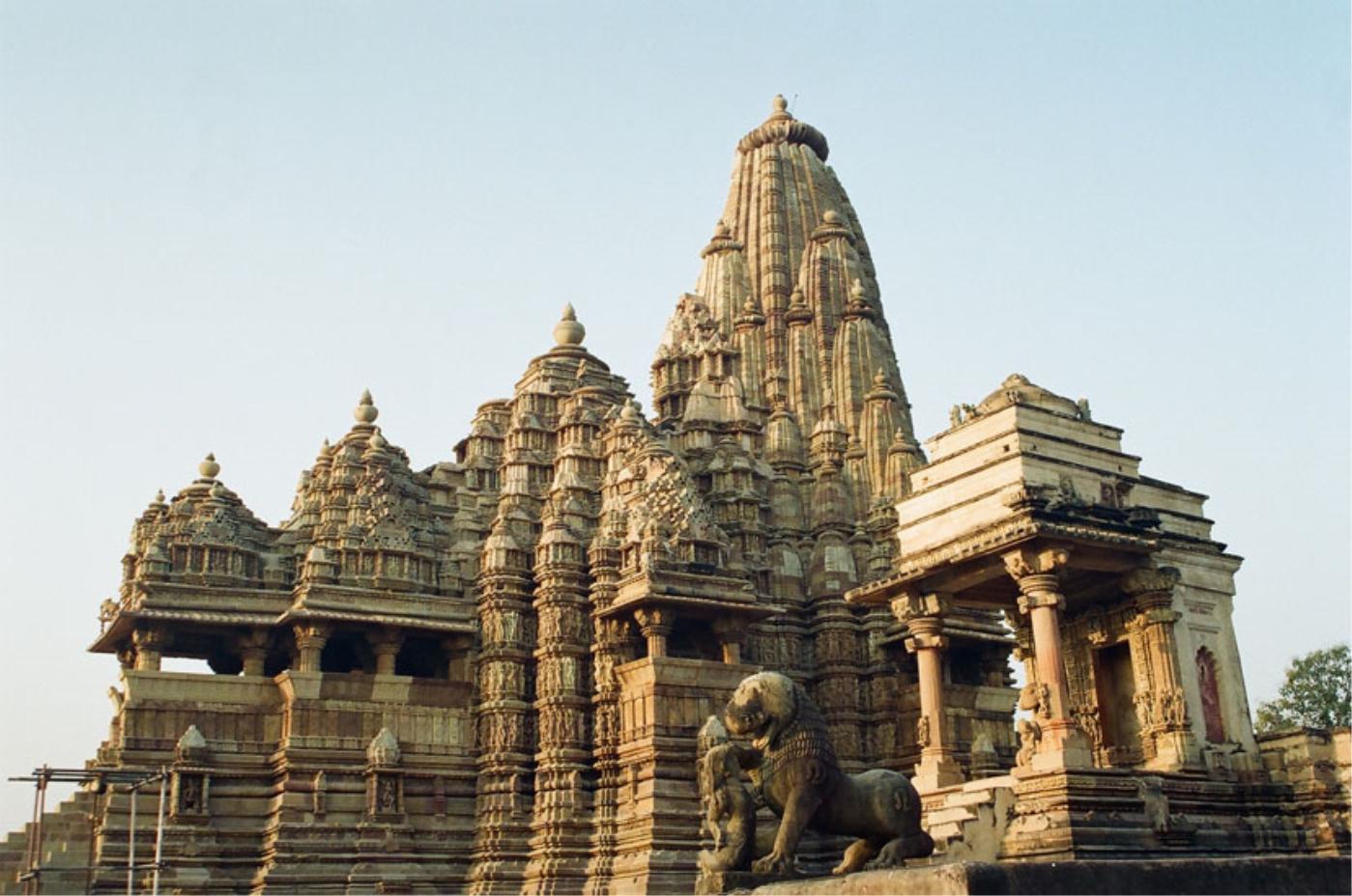 Kandariya Mahadev Temple, Madhya Pradesh