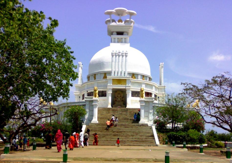 Dhauli, Orissa