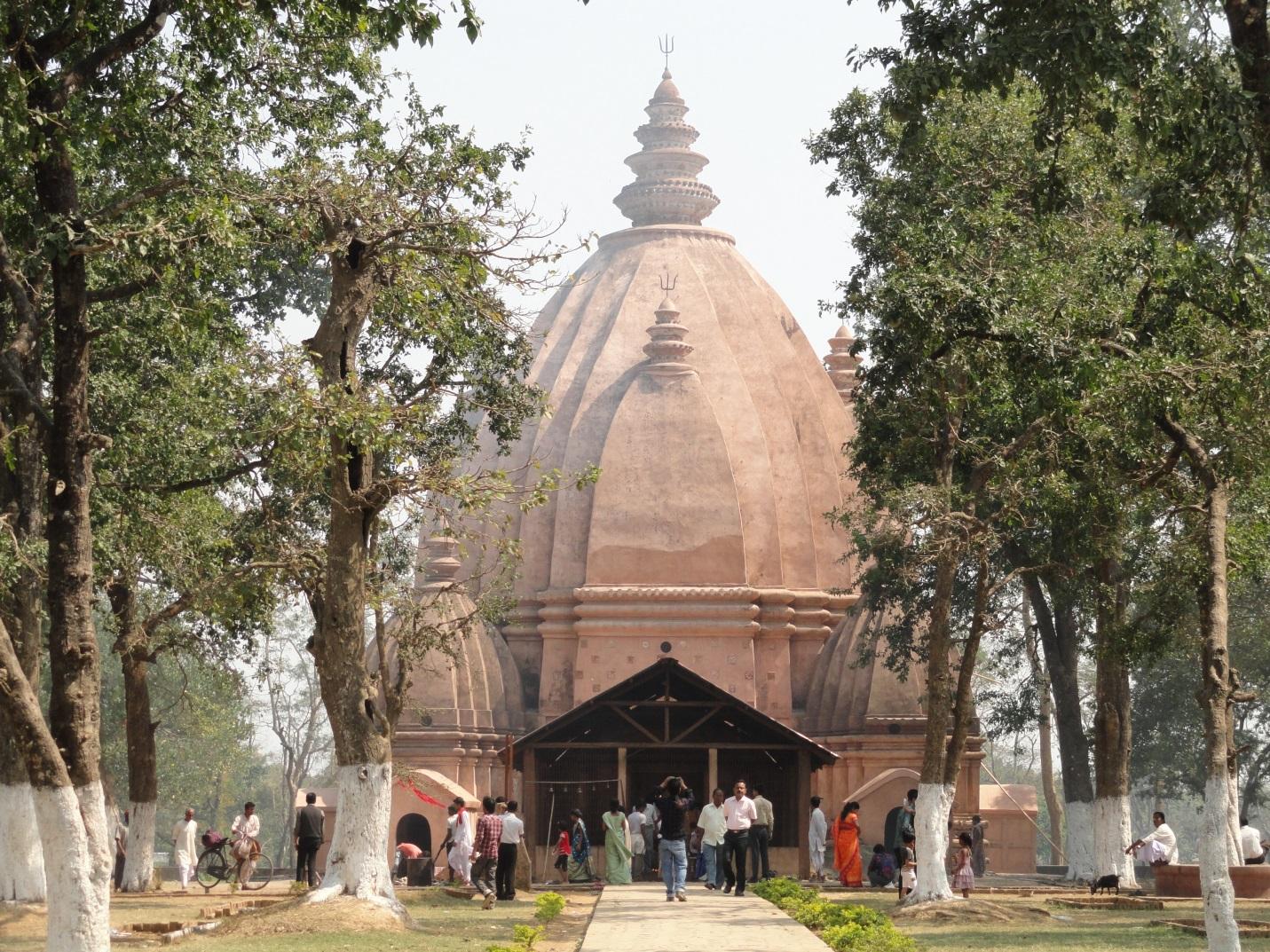 Negheriting Shiva Doul, Dergaon
