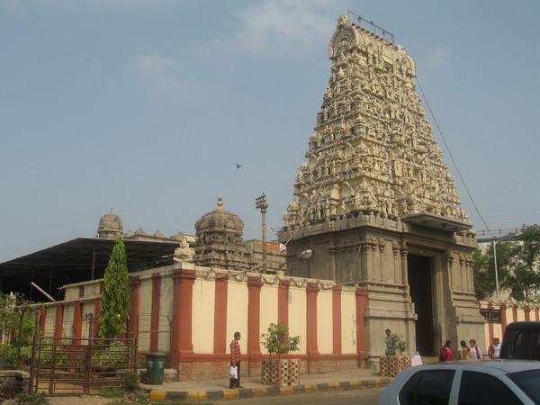 Nerul Balaji Temple, Maharashtra