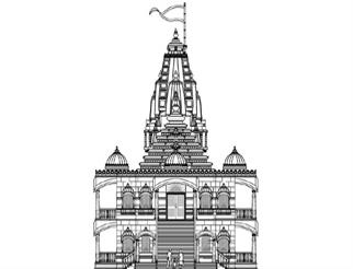 Dhuni Mata Temple, Rajasthan