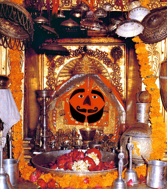 Salasar Balaji Temple, Churu District