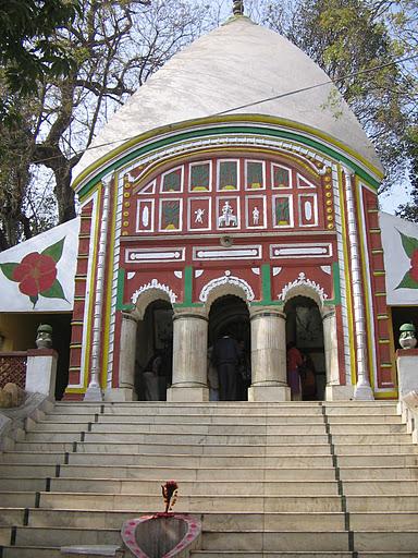 Nalateswari Temple, Nalhati - Info, Timings, Photos, History