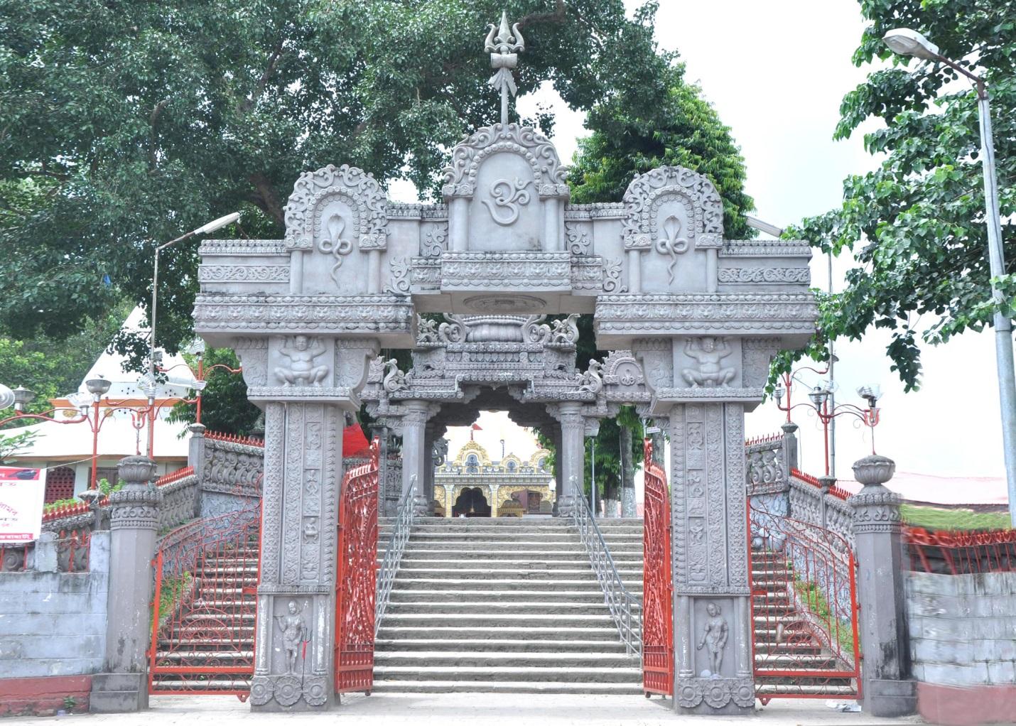 Mahabhairab Temple, Tezpur