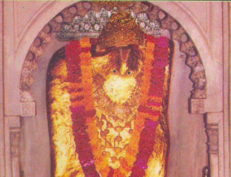 Mehandipur Balaji Temple, Todabhim