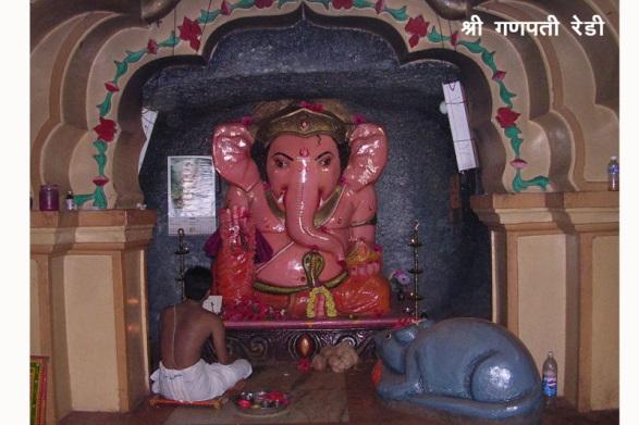 Redi Ganpati Temple Maharashtra Info Timings Photos
