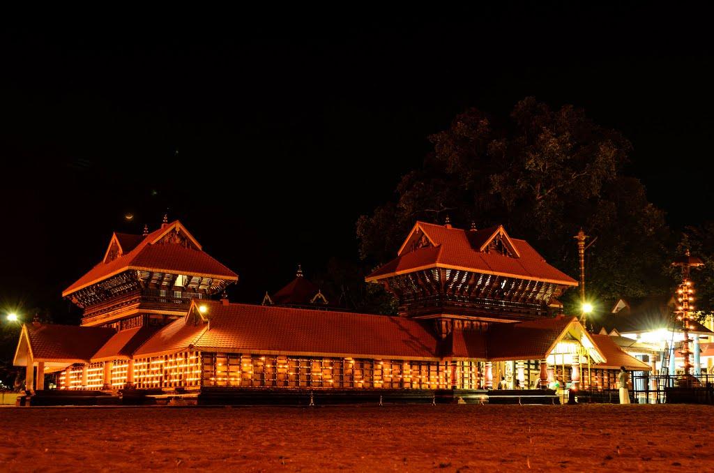 Sarkaradevi Temple, Kerala