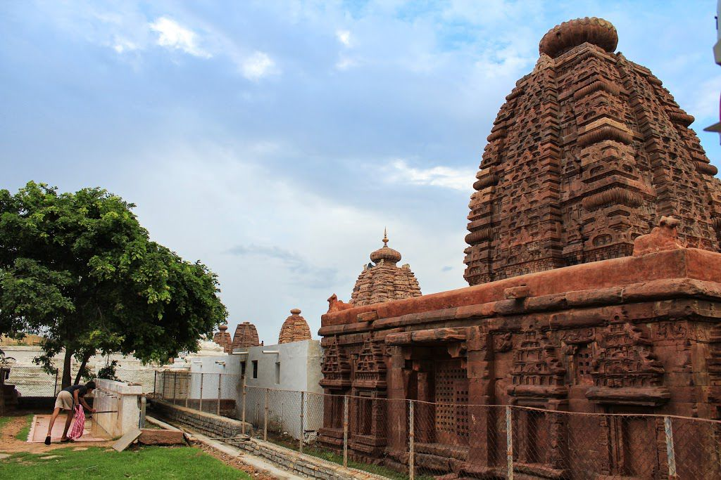 Alampur Jogulamba Temple