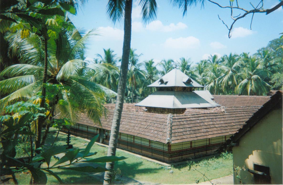 Killikkurussimangalam Mahadeva Temple, Kerala