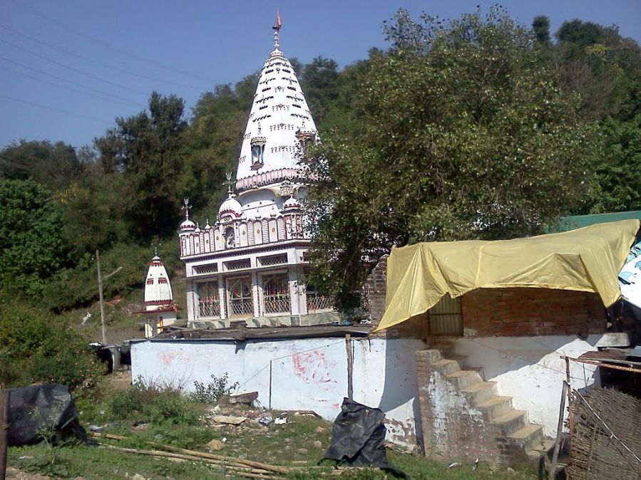 Nagni Temple, Pathankot