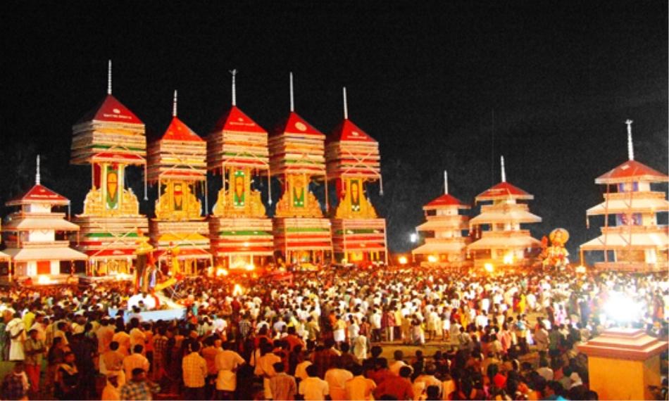 Eravikulangara Bhagavathy Temple, Kerala