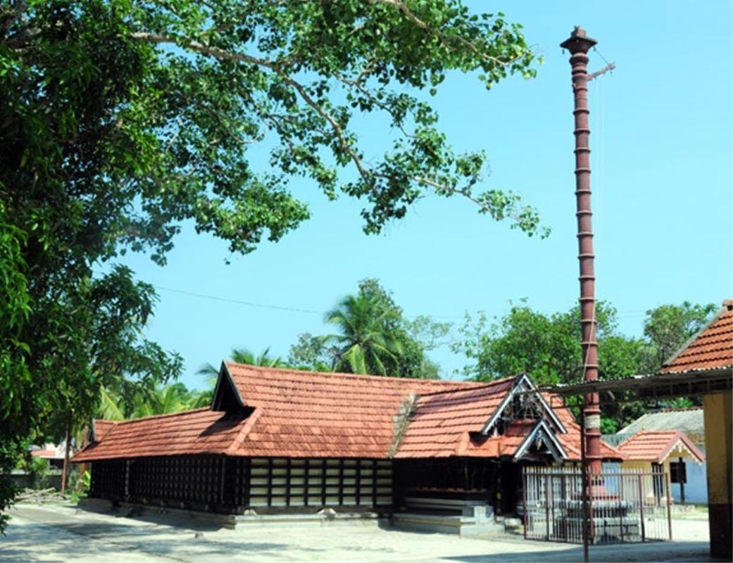 Manakkattu Devi Temple, Kerala