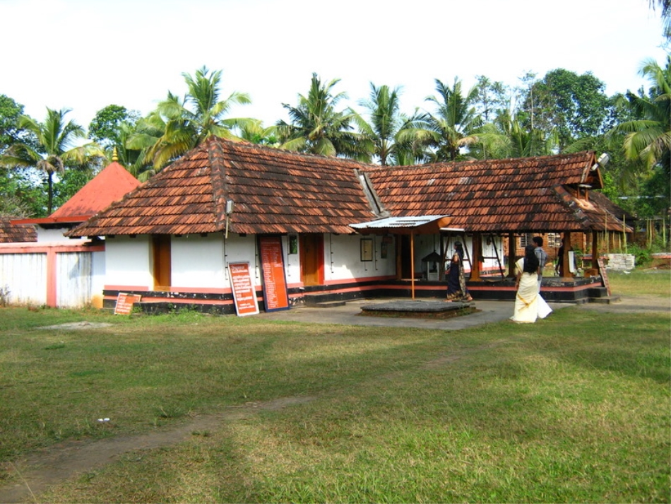Blandevar Mahavishnu Temple, Kerala