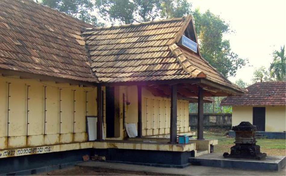 Sree Narayanapuram Mahavishnu Temple, Kerala