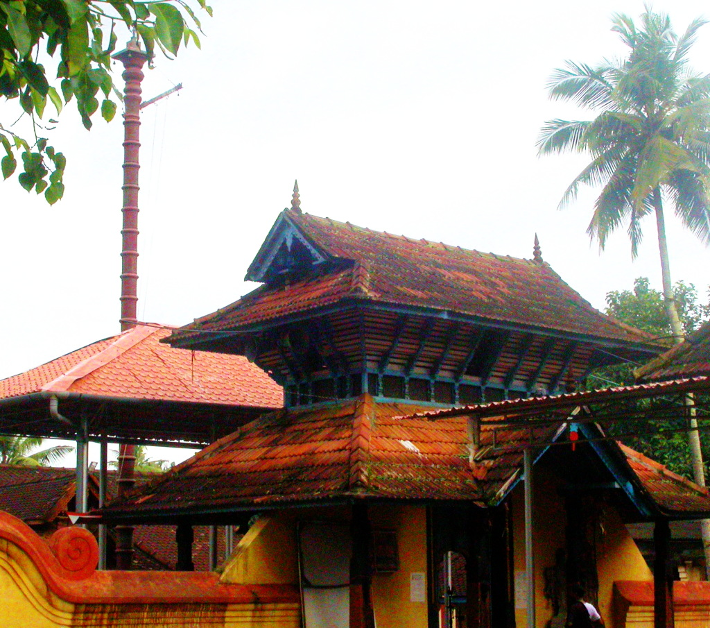 Thrikkovil Padmanabhaswamy Temple, Kerala