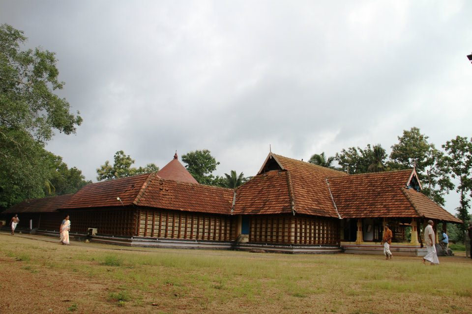 Thrikkakara Vamanamoorthy Temple, Kerala