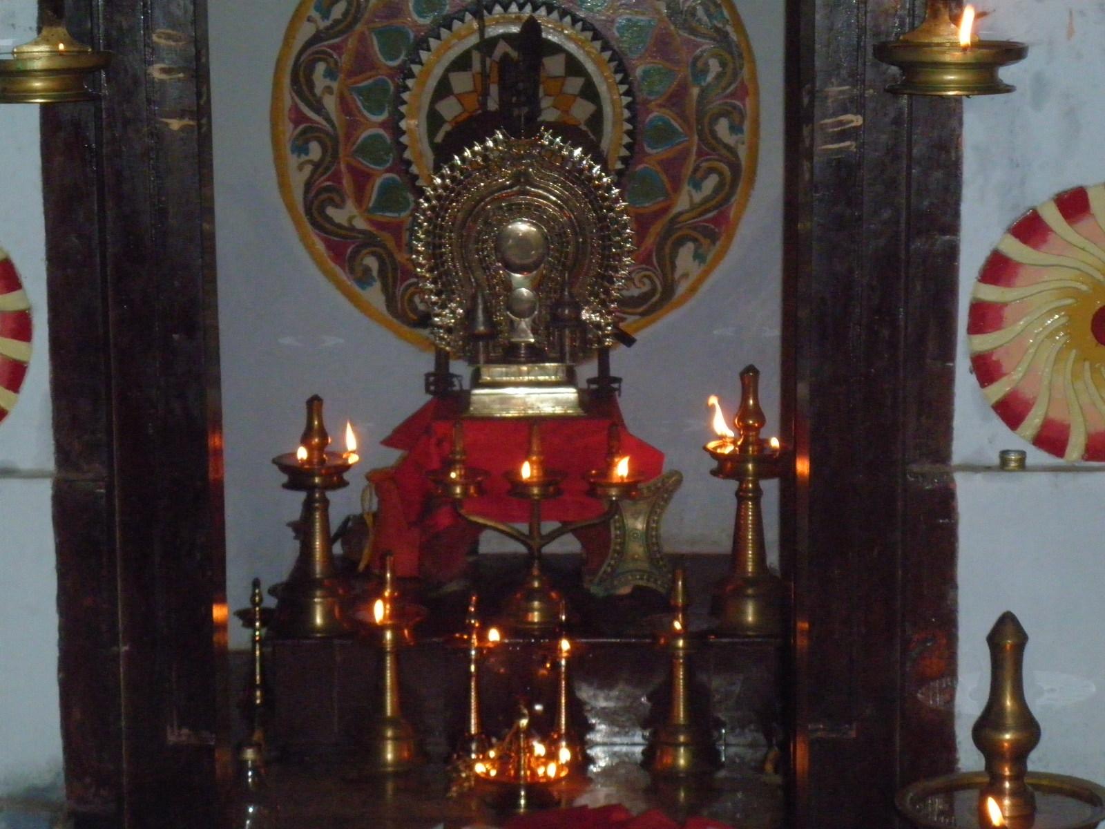 Sri Kurumba Bhagavathy Temple, Kerala