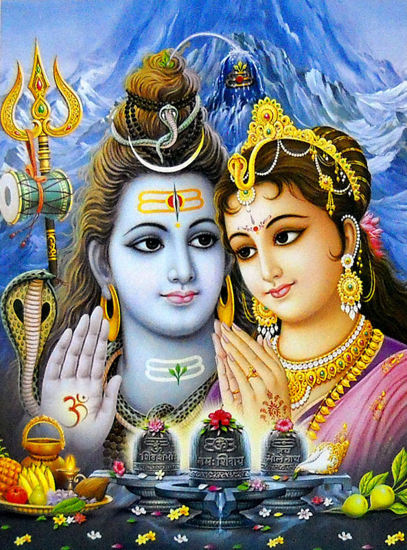 Patalesvara Shiva Temple, Orissa