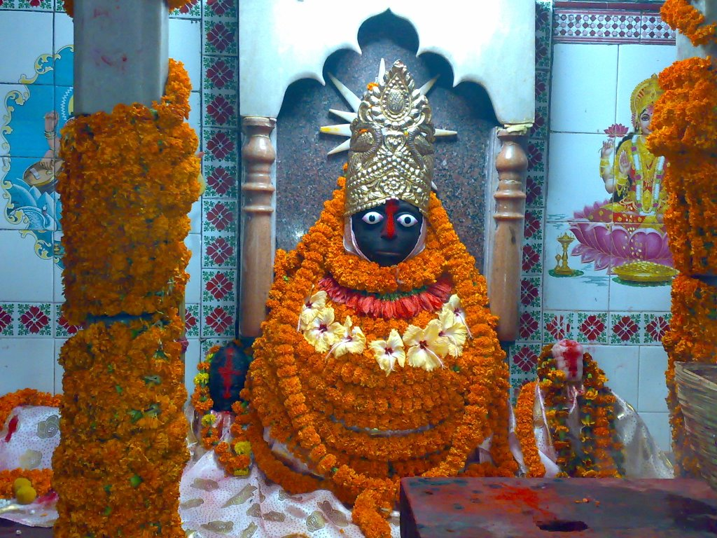 Shitla Mata Mandir, Bihar  IMAGES, GIF, ANIMATED GIF, WALLPAPER, STICKER FOR WHATSAPP & FACEBOOK