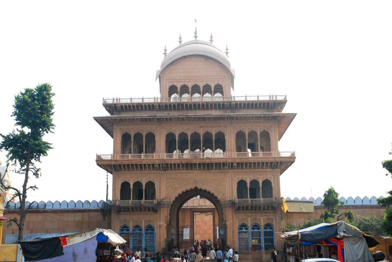 Sri Ranganatha Temple, Vrindavan