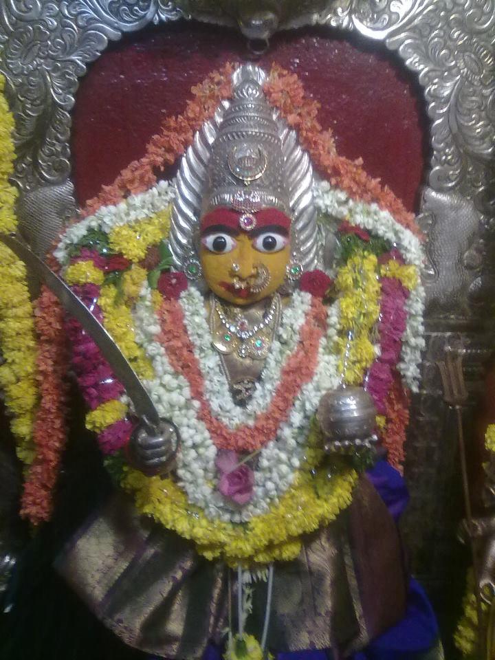 Ujjaini Mahankali Temple, Secunderabad
