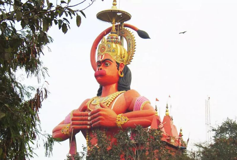 Jhandewalan Hanuman Mandir