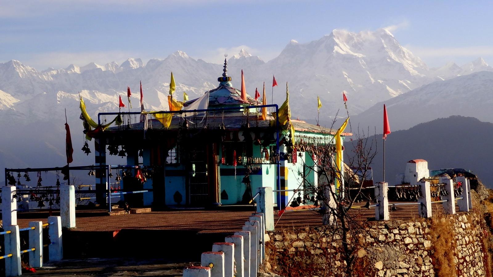 Kartik Swami Temple, Uttarakhand